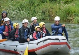 Classic Rafting on the Nera River