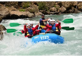 Rafting on the Rio Esera - Without Borders