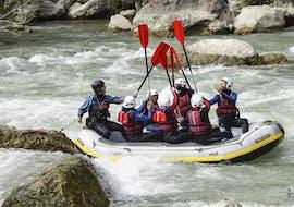 Classic Rafting on the Río Gállego