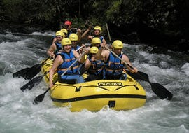 "A tour packed with action and fun Rafting ""Classic"" - Kupa organized by Rafting Gorski Tok"