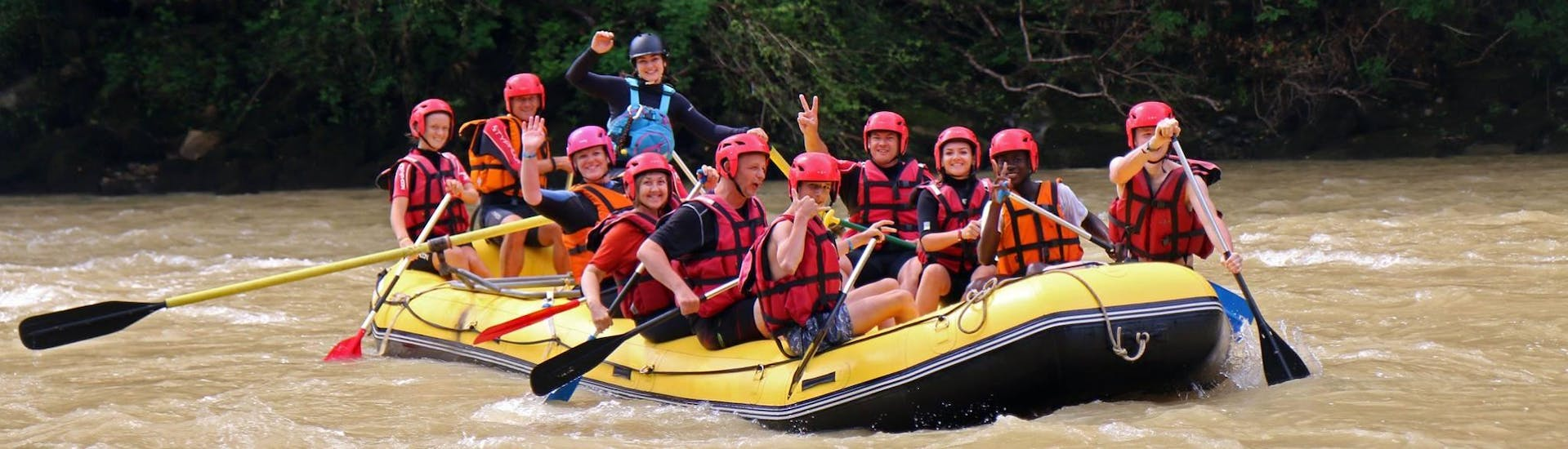 """Rafting """"Adventure Day"""" - Gave d'Oloron"""