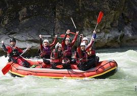 Rafting on the Río Gállego for Kids