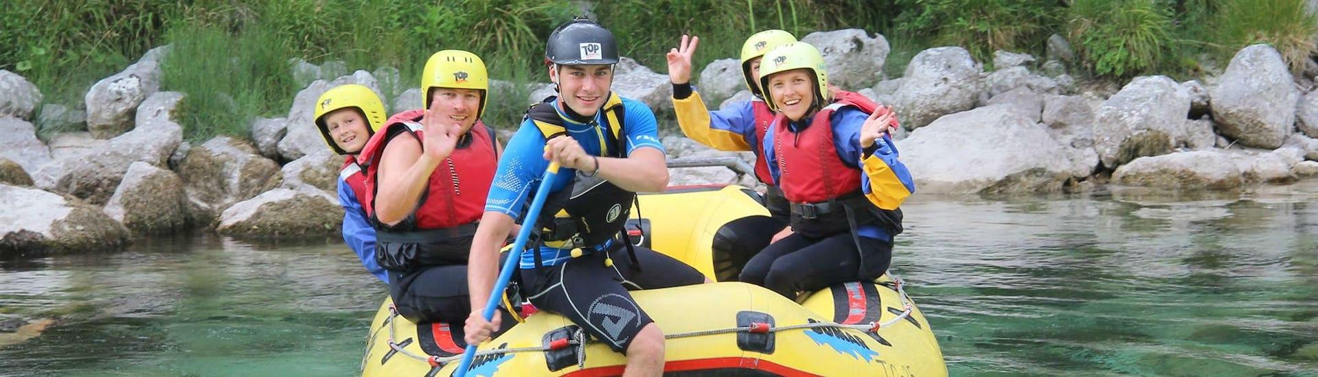 "Rafting ""Family"" - Soča"