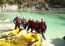 Rafting Beginner's Tour with Barbecue - Salza