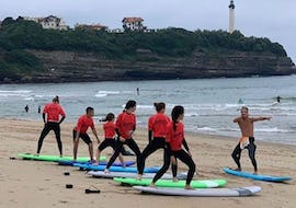Surfing Lessons - Petite Chambre d'Amour Beach