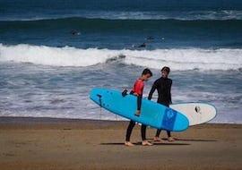 Private Surf Lessons - Petite Chambre d'Amour Beach
