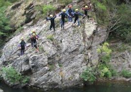 River trekking for Families - Canyon de la Dourbie