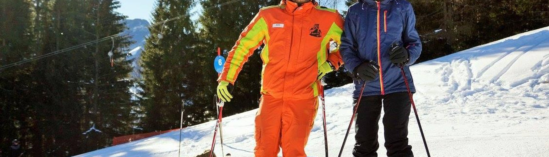 Ski Instructor Private for Kids or Adults - February