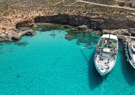 Boat Tour to Blue Lagoon, Comino & Gozo