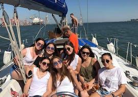 Balade privée en voilier Lisbonne avec Visites touristiques avec Rent a Boat Lisbon