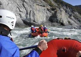Rafting für Sportliche - Vorderrhein