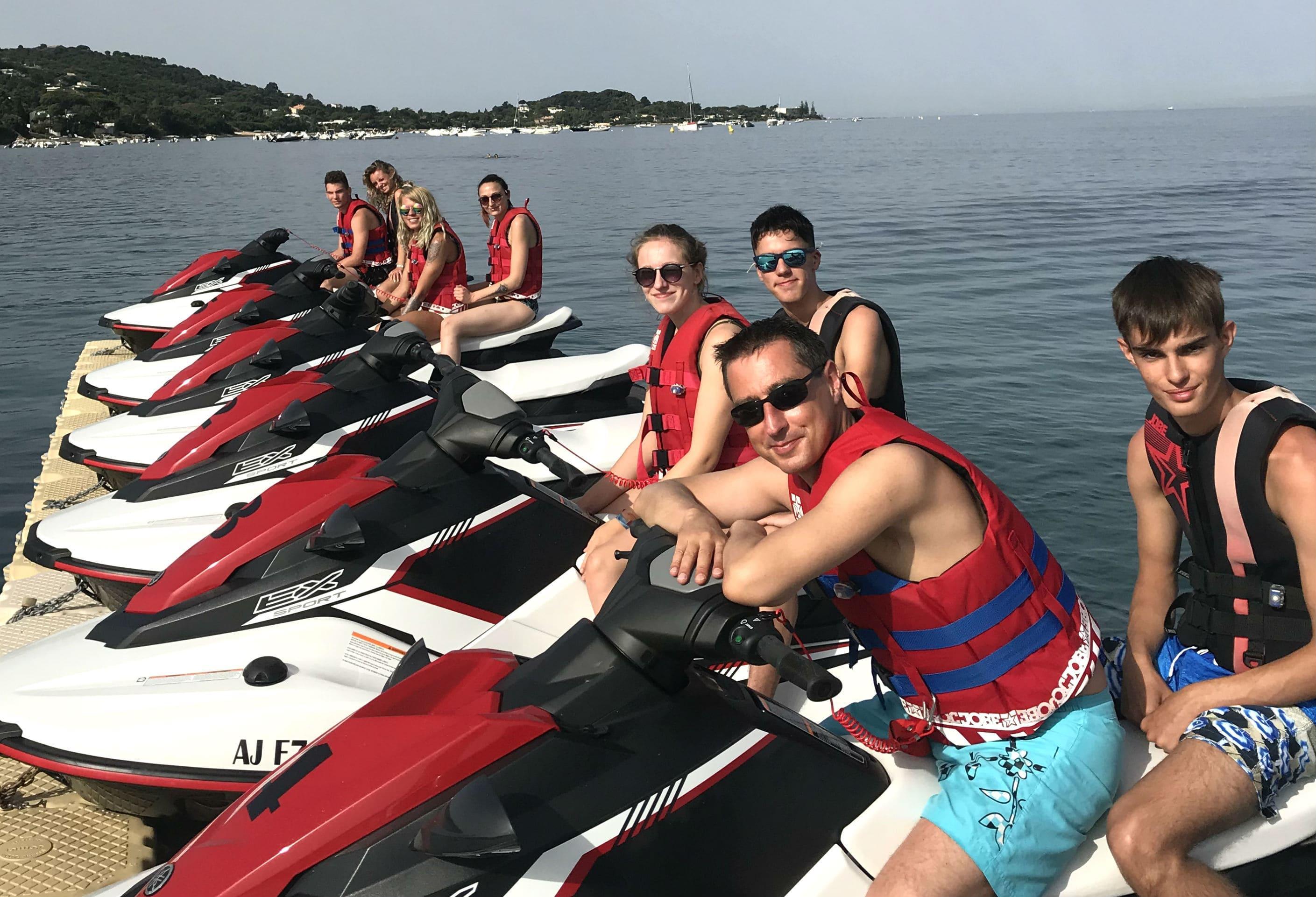Jet Ski Introduction - Baie d'Ajaccio