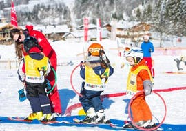 "Kids Ski Lessons ""Bambini"" (3-4 y.)"