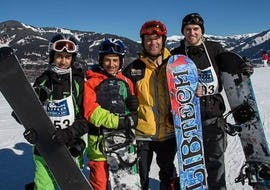 """Snowboard Lessons """"All-in-One"""" for Adults - Advanced"""
