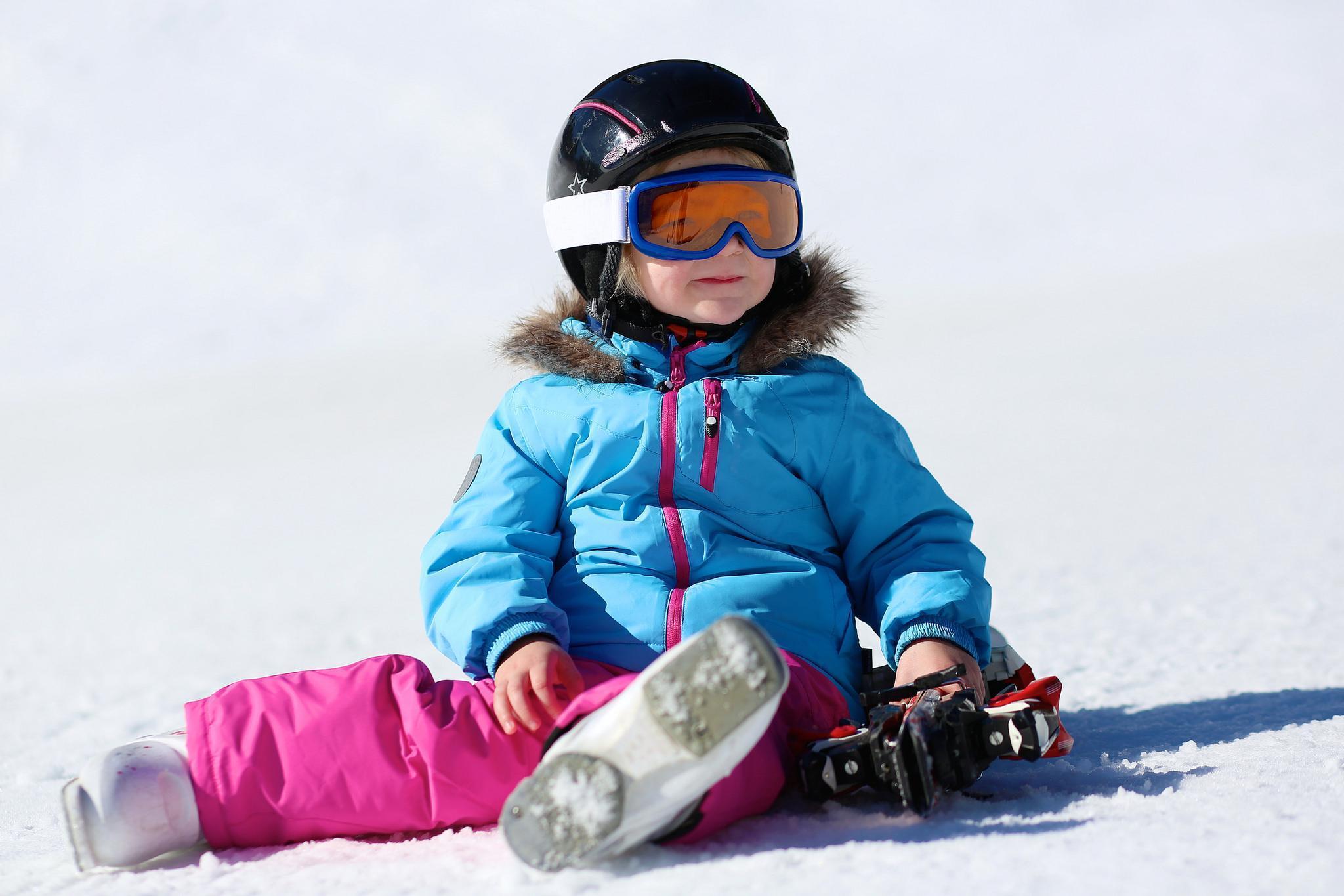 Cours particulier de ski Enfants - Vacances