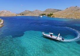 Sortie en bateau de Šibenik à Kornati National Park avec Baignade & Observation de la faune