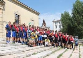 Rafting facile à Vérone - Adige (Etsch)