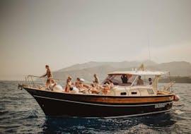 Boat Tour  from Sorrento to Positano & Amalfi