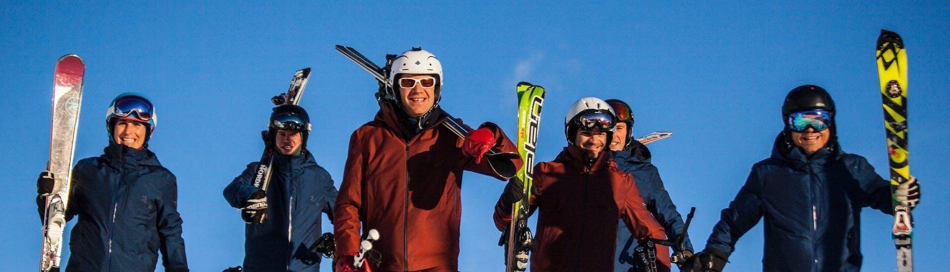 Privé skilessen voor volwassenen voor alle niveaus met PassionSki - St. Moritz - Hero image