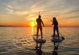 Cours de stand up paddle à Barcelone (dès 4 ans) pour Tous niveaux avec Anywhere Watersports Barcelona