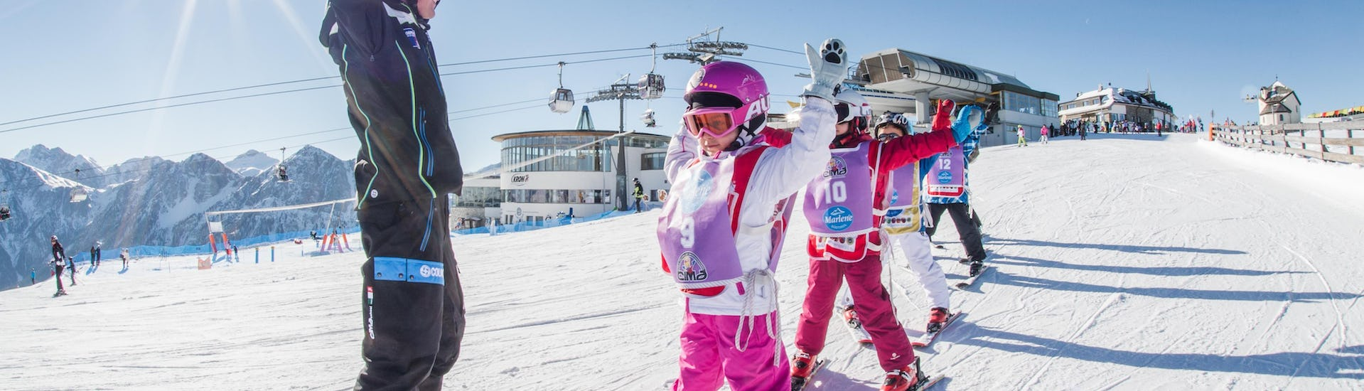 Ski Lessons for Kids (4-12 years) - Weekend - All Levels