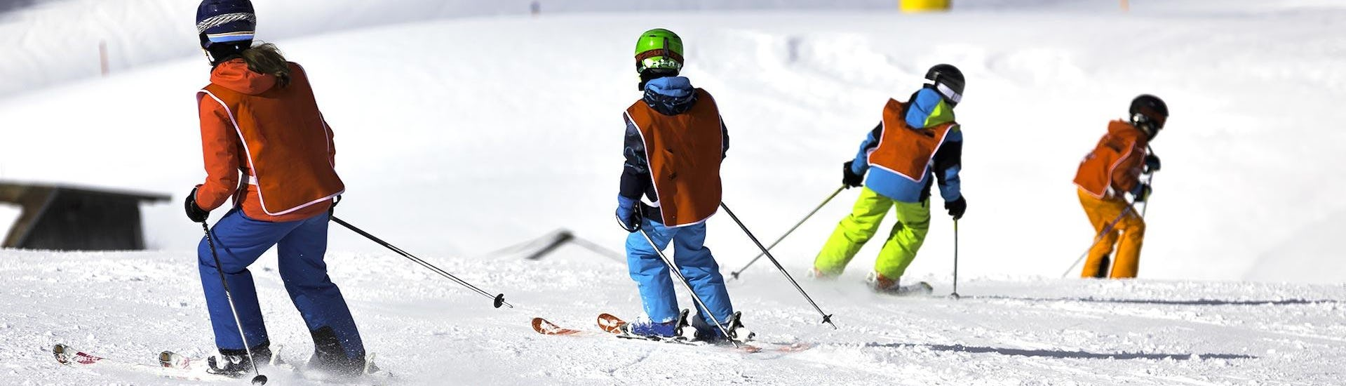 Ski Private Instructor Morning for Kids - All Levels