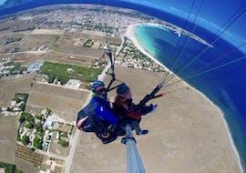 Thermisch tandem paragliding in San Vito Lo Capo