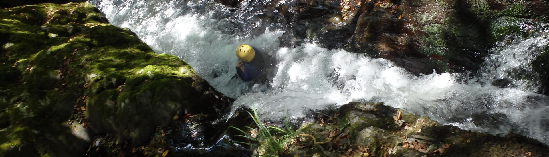 """Canyoning """"Easy & Fun"""" - Río Santa Baia"""