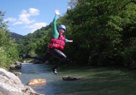River Trekking for Groups - Nive