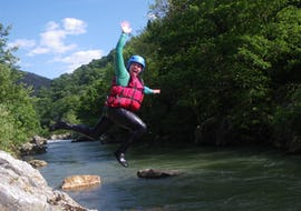 River Trekking for Groups - Nive