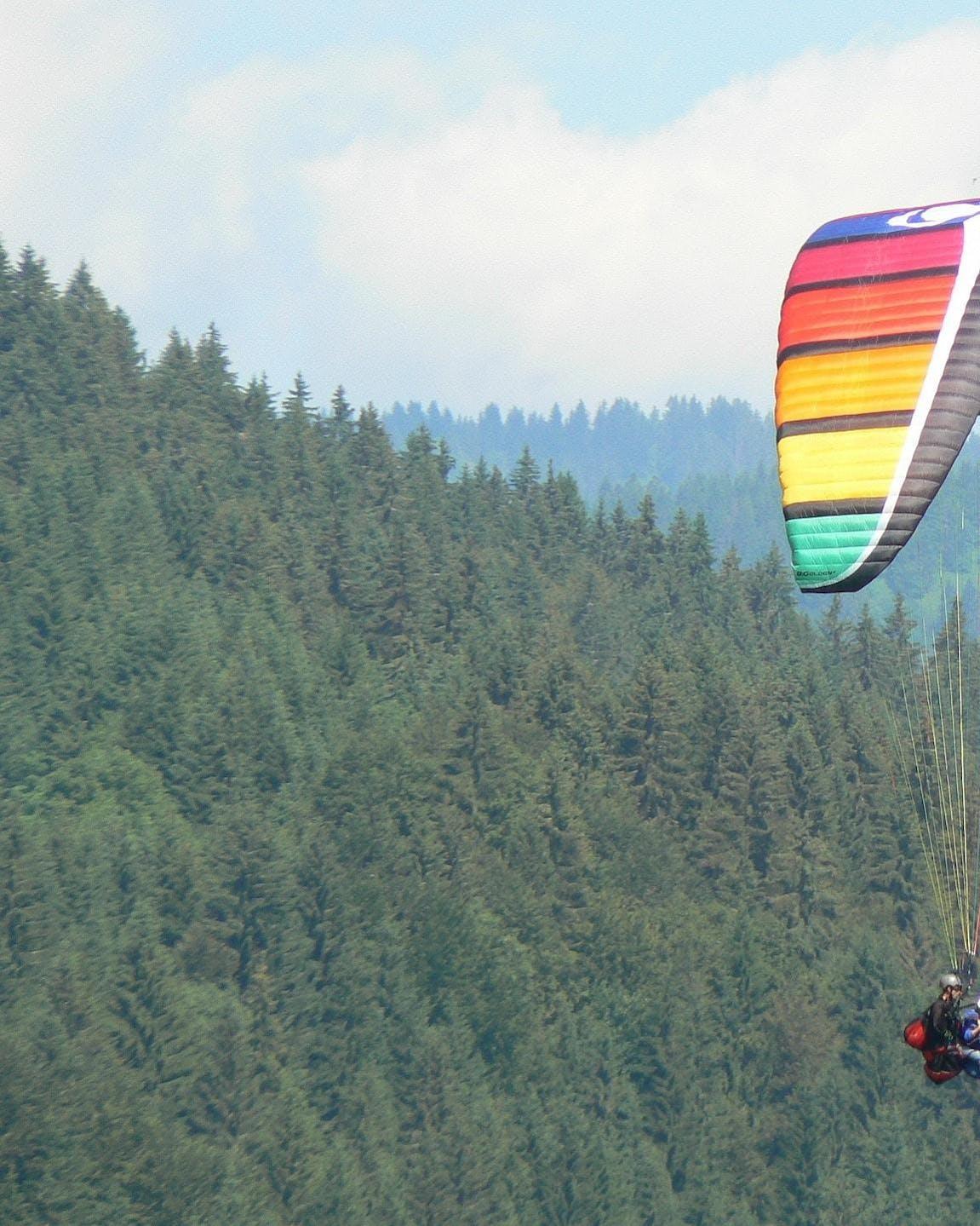 Paragliding Schwangau (c) Pixabay