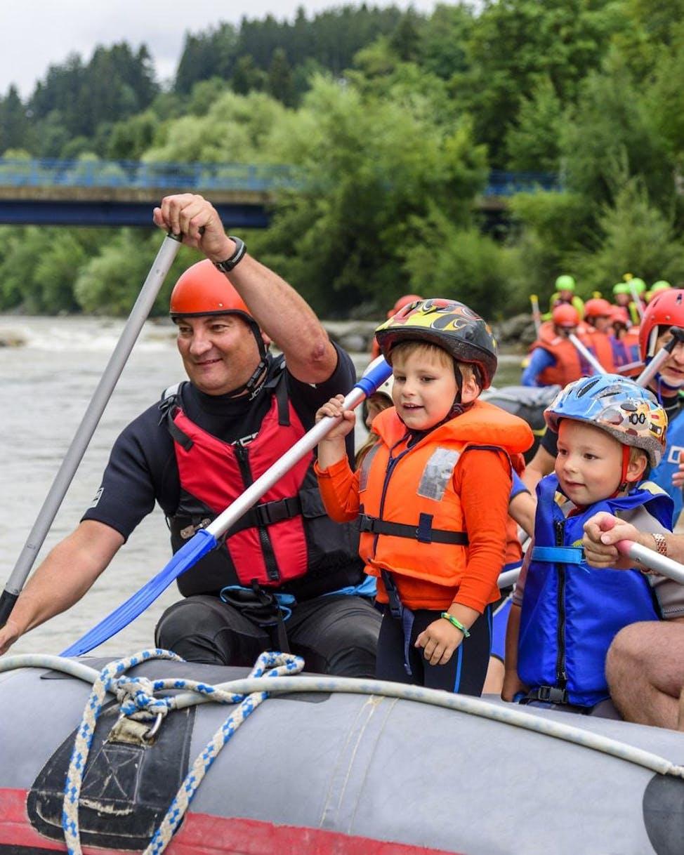 Rafting & Canyoning Schwarzwald (c) Fotolia