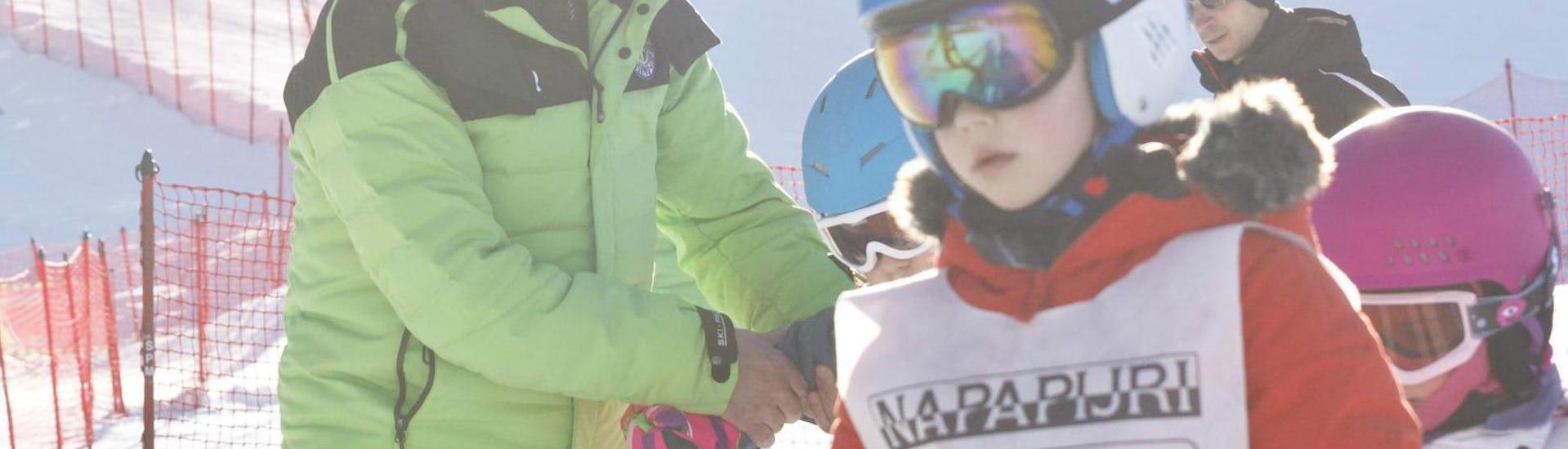 Skikurs für Kinder (6-12 Jahre) - Half Day - Alle Levels