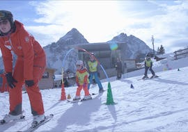 Ski Lessons for Kids (4-16 years) - Half Day