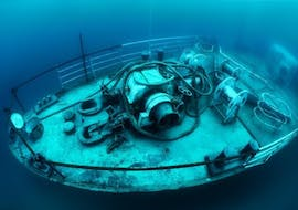 "Wreck Diving - Premantura - ""Zone II"""