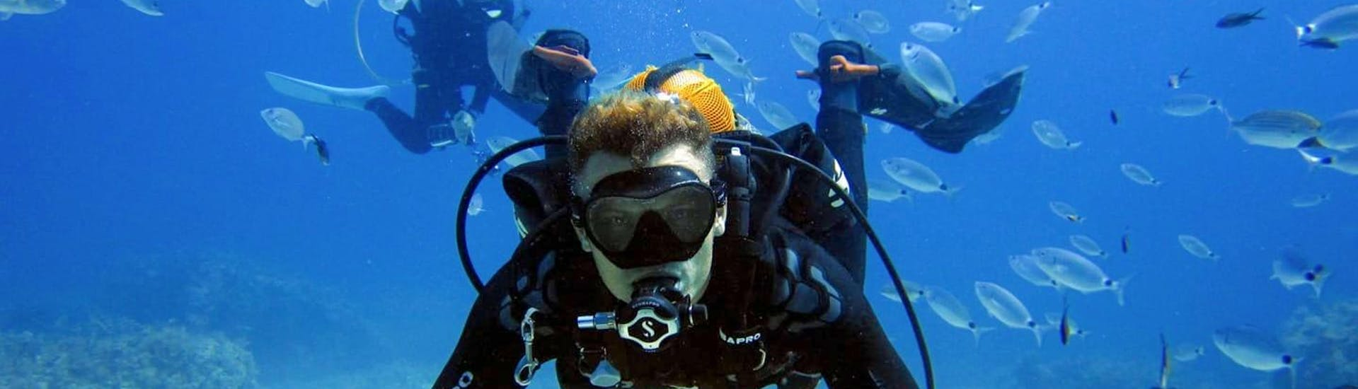 PADI Discover Scuba Diving in St. Julian's