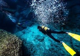PADI Advanced Open Water Diver Course in Chania