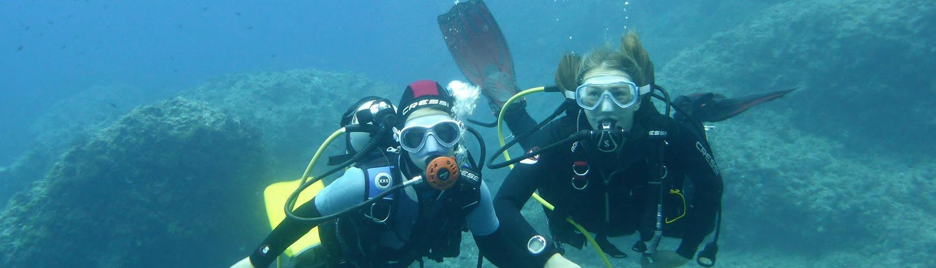 Scuba Diving Course for Beginners - PADI Scuba Diver