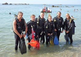 Scuba Diving Course for Beginners in Chania