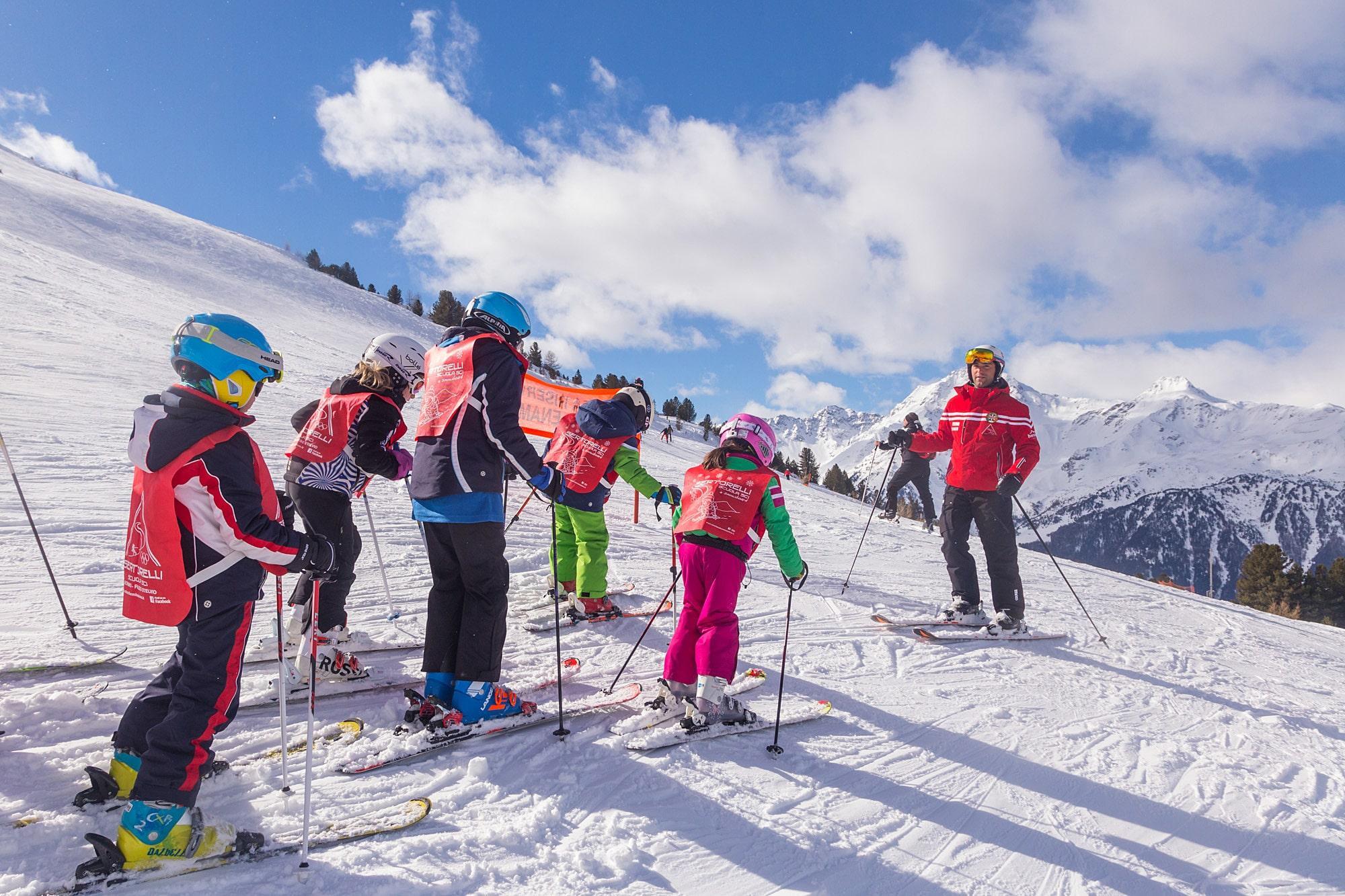 Cours de ski pour Enfants dès 4 ans - Avec expérience