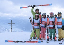 Kids Ski Lessons (5 - 14 years) - Beginner