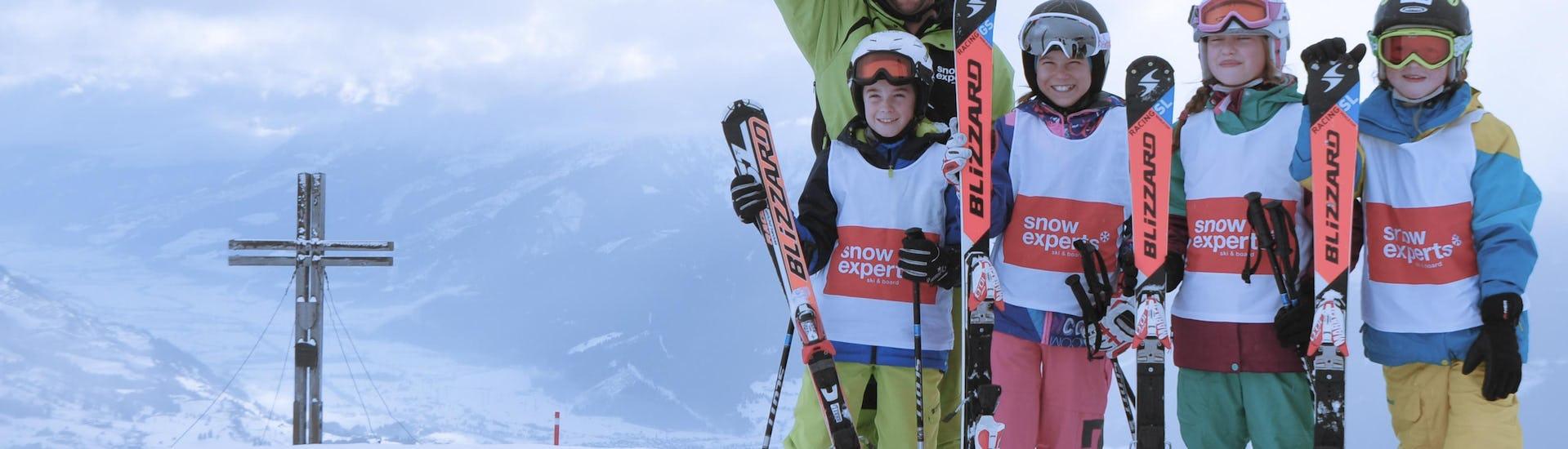 Kids Ski Lessons (5 - 14 years) - Beginner