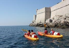 """Sea Kayaking Afternoon Tour - """"Swim & Snorkel"""" - Dubrovnik"""