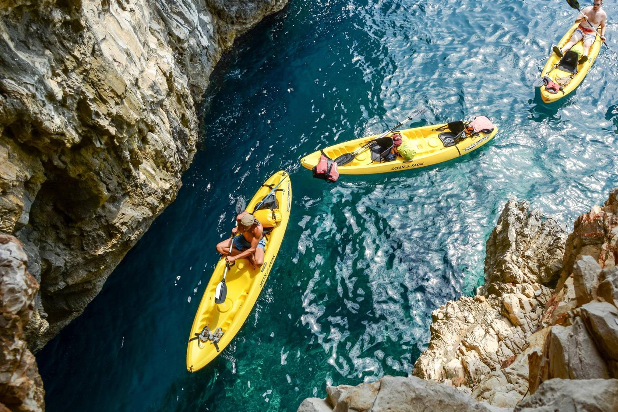 Eenvoudige Kanoën in Zadar - Dugi Otok