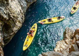 Sea Kayaking at Dugi Otok - Half Day Tour