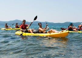Canoë-kayak  facile à Zadar avec Kayak & Bike Adventure Zadar