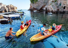 Sea Kayaking to Lokrum Island in Dubrovnik