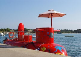 """Semi Submarine Tour """"Daytrip"""" from Novalja"""