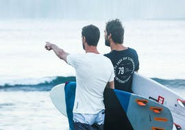 Semiprivate Surfing Lessons for Two - Beginners