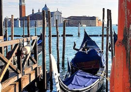 Enjoy a Shared Gondola Ride in Venice along the Grand Canal with Venice Boat Experience.
